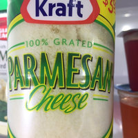 Kraft Parmesan Cheese Grated uploaded by Alicia B.