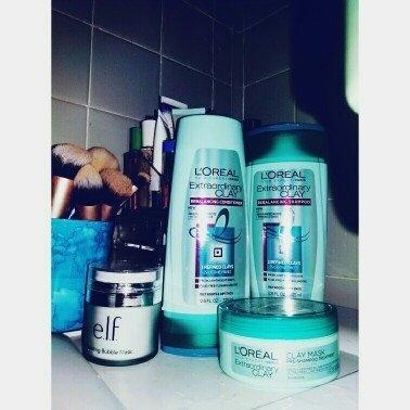L'Oréal Extraordinary Clay Pre-Shampoo Treatment  Mask uploaded by Ligia D.