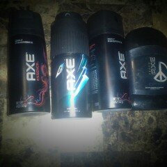 AXE Deodorant Body Spray uploaded by ali w.