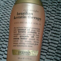 OGX® Ever Straight Brazilian Keratin Therapy Anti-Breakage Serum uploaded by Jessica T.