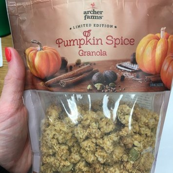 Hearthside Food Solutions Archer Farms Granola Pumpkin Spice 12 oz uploaded by Jenny K.