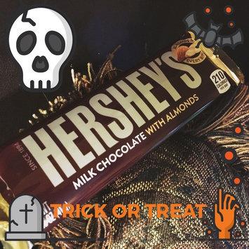 Hershey's  Milk Chocolate with Almonds uploaded by Cheri G.
