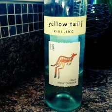 Yellow Tail Riesling uploaded by Leslie W.