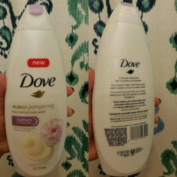 Photo of Dove Purely Pampering Almond Cream with Hibiscus Body Wash uploaded by Jessica B.