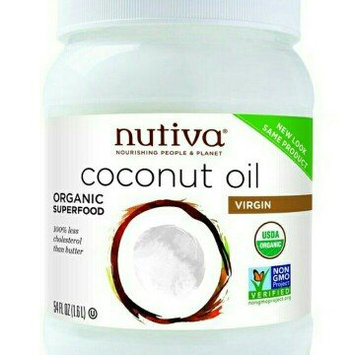 Nutiva Coconut Oil uploaded by Laura W.