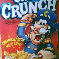 Cap'n Crunch Sweetened Corn & Oat Cereal uploaded by Maria P.