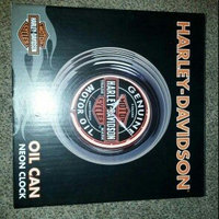 Harley Davidson® Oil Can Neon Clock uploaded by Vickie R.