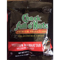 Chock Full o'Nuts Medium Roast Coffee Midtown Manhattan Single Serve Cups uploaded by Maryann A.