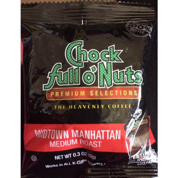 Photo of Chock Full o'Nuts Medium Roast Coffee Midtown Manhattan Single Serve Cups uploaded by Maryann A.