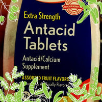Equate Extra Strength Antacid/Calcium Supplement Chewable Tablets, 200ct uploaded by Sophy T.