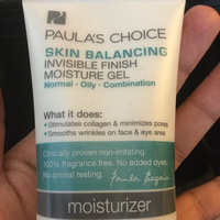 Paula's Choice Skin Balancing Invisible Finish Moisture Gel uploaded by Roseanne R.