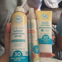 The Honest Co. Honest Mineral Sunscreen Spray SPF 30 uploaded by Amanda O.