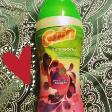 Photo of Gain Fireworks In-wash Scent Booster Moonlight Breeze uploaded by Emily R.