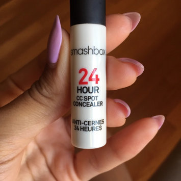 Photo of Smashbox 24 Hour CC Spot Concealer uploaded by Naddine A.