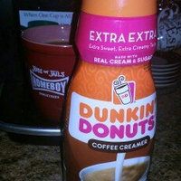 White Wave/Horizon Dunkin Donuts Extra Extra Creamer 32oz uploaded by Leslie W.
