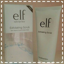 Photo of e.l.f. Exfoliating Scrub uploaded by Lena J.