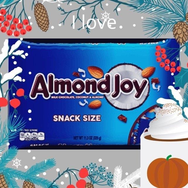 Almond Joy Snack Size Bites uploaded by Valentina P.