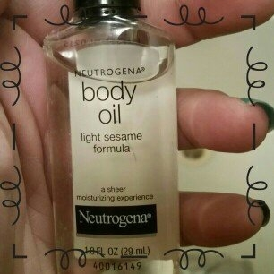 Neutrogena Light Sesame Formula Body Oil uploaded by Nicole C.