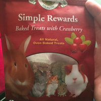 Oxbow Pet Products Oxbow Simple Rewards Treats - Veggie - 2 oz. uploaded by Rebekah A.