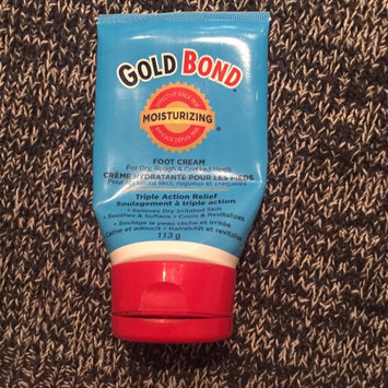 Photo of Gold Bond Therapeutic Foot Cream uploaded by Cassandra D.