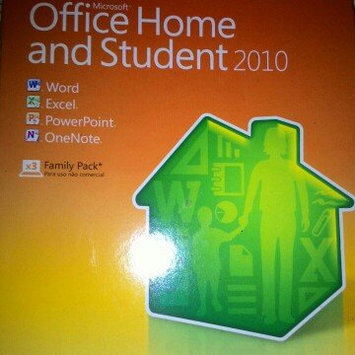 Microsoft Office 2010 Home and Student for Windows uploaded by Luis D.