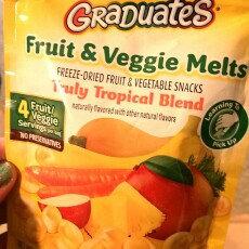 Gerber Graduates Fruit & Veggie Melts uploaded by Jennifer W.