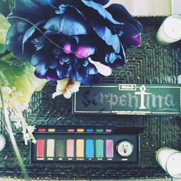 Photo of Kat Von D Serpentina Eyeshadow Palette uploaded by Lauren P.