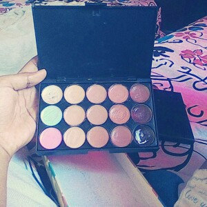 Coastal Scents Eclipse Concealer Palette uploaded by Shadea R.