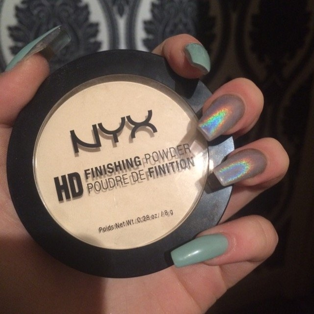 NYX HD Finishing Powder Banana uploaded by Tegan W.