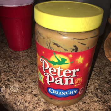 Peter Pan Crunchy Peanut Butter uploaded by Valenna P.