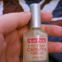 Nutra Nail 5 to 7 Day Growth Calcium Formula uploaded by Tara K.