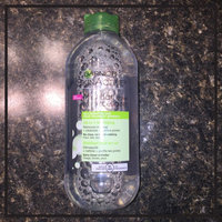 Garnier Skin Skinactive Micellar Cleansing Water All-In-1 Cleanser and Waterproof Makeup Remover uploaded by Grace M.