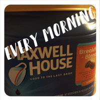 Maxwell House Ground Coffee, Breakfast Blend, 29.3 oz uploaded by Kelsie A.