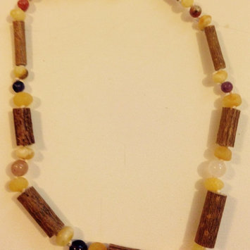 Photo of Healing Hazel 100% Baltic Amber Teething Necklace - Honey 11