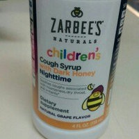 ZarBee's All-Natural Children's Nightime Cough Syrup uploaded by Alexandria D.
