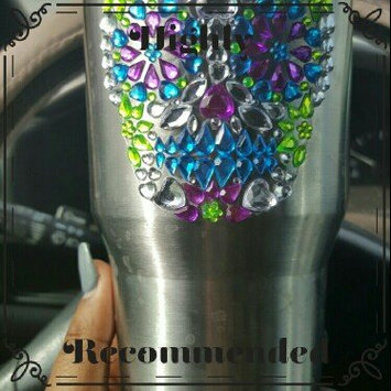 Photo of Ozark Trail 30-Ounce Double-Wall, Vacuum-Sealed Tumbler uploaded by Lorena B.