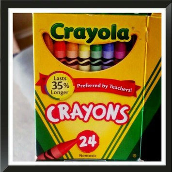 Photo of Crayola 24ct Crayons uploaded by Heather W.