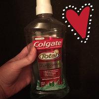 Colgate Total® Advanced Pro-Shield Mouthwash uploaded by Rachel J.