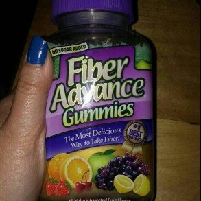 FiberAdvance Gummies, 90 Count uploaded by Tracy J.