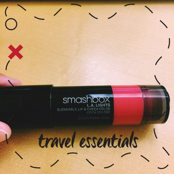Photo of Smashbox L.A. Lights Lip & Cheek Color uploaded by anjali r.