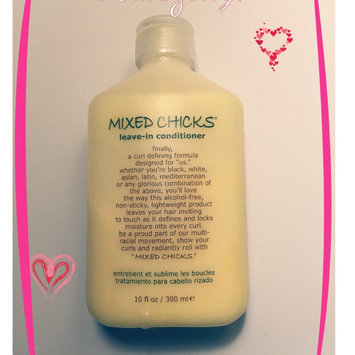 Mixed Chicks  Leave In Hair Conditioner uploaded by Amber J.