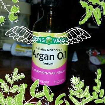 Photo of Spring Valley Organic Moroccan Argan Oil Serum Dietary Supplement, 2 fl oz uploaded by Kelly R.