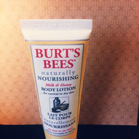 Burt's Bees Milk & Honey Body Lotion uploaded by Tessa H.