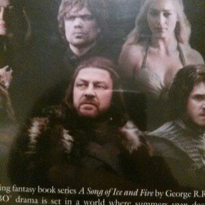 Photo of Game of Thrones: The Complete First Season uploaded by Abigail G.