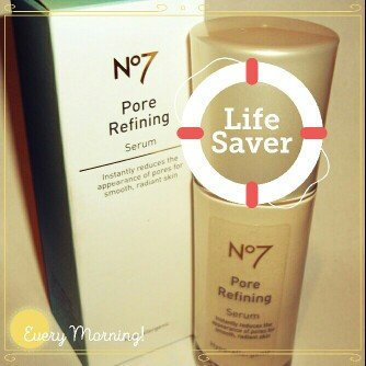 Photo of Boots No7 Pore Refining Serum uploaded by vidhya s.