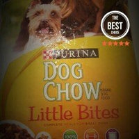 Purina Dog Chow Dog Chow Little Bites Dog Food - 16.5 lb uploaded by Carley L.