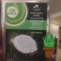Air Wick Wax Melts National Park American Samoa uploaded by Joanna G.