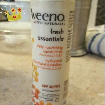 Photo of Aveeno Fresh Essentials Nourishing Moisturizer with SPF 30 uploaded by Jennifer H.