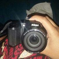 Nikon Coolpix L340 20.2 Mp Digital Camera - Black (26484) uploaded by Summer M.