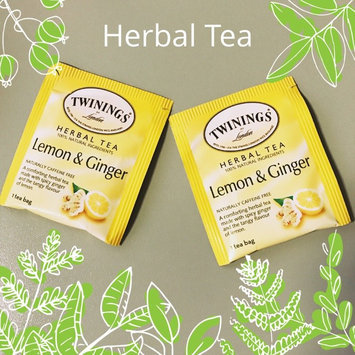 Twinings Lemon & Ginger Tea, 20 ea uploaded by Erika B.